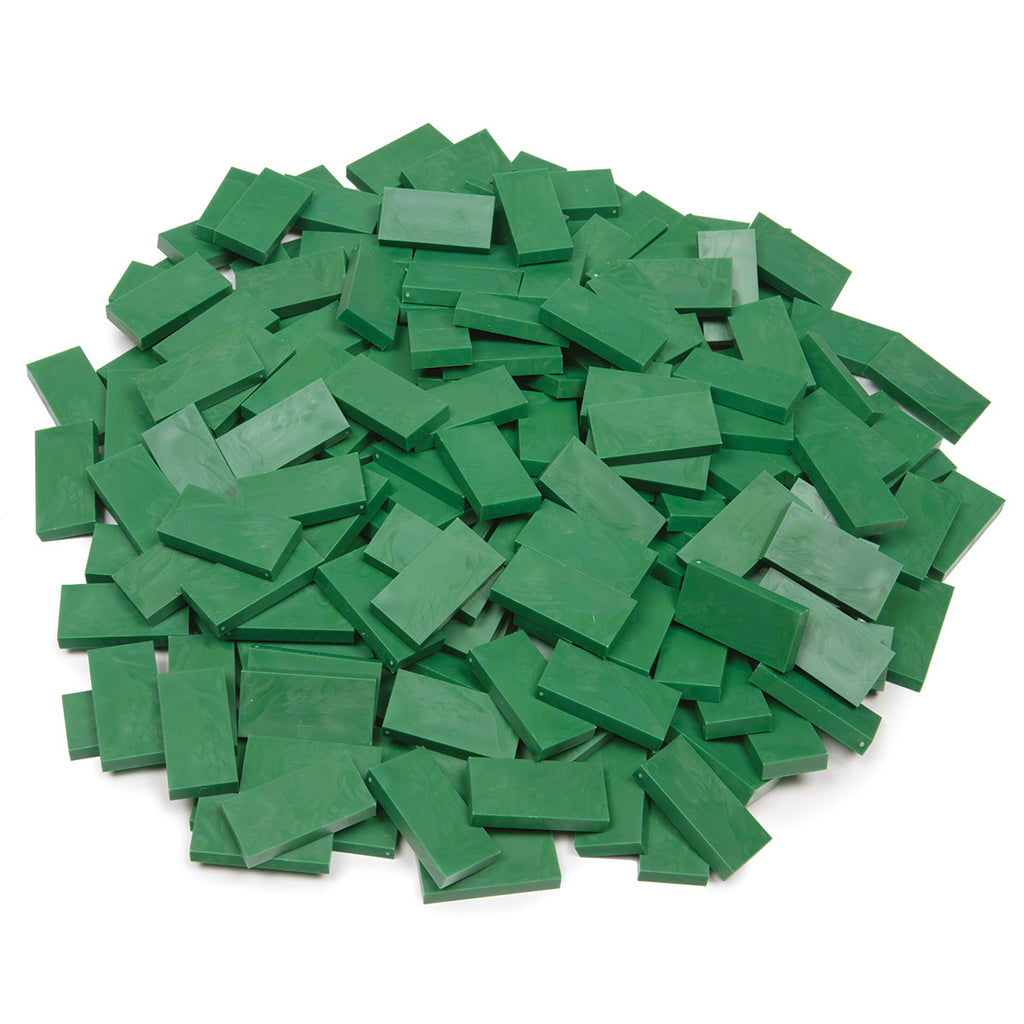 Bulk Dominoes - Evergreen