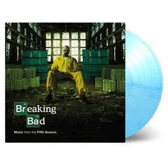 "Breaking Bad / 5 x 10"" coloured vinyl / limited and numbered box set"