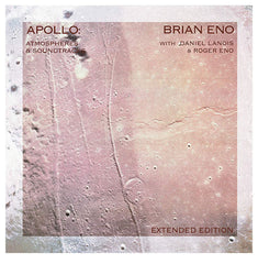 Brian Eno / Apollo:Atmospheres & Soundtracks Extended Edition 2LP vinyl