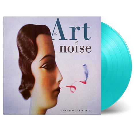 Art Of Noise / In No Sense? Nonsense! / 2LP deluxe turquoise vinyl