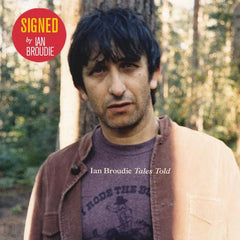 "LIMITED SIGNED EDITION: Ian Broudie / Tales Told - vinyl LP + 7"" single"