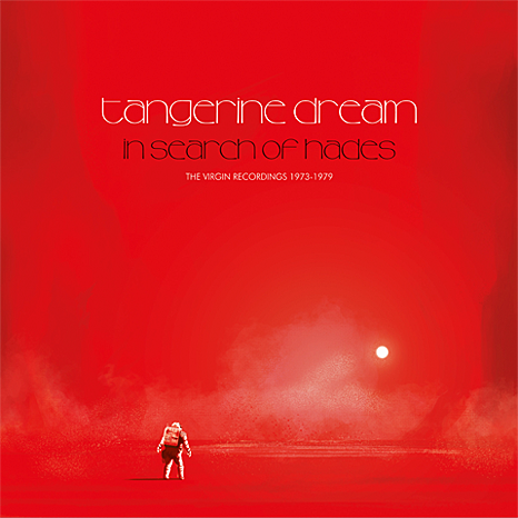 Tangerine Dream / In Search of Hades:The Virgin Recordings 1973-1979 / 16CD+2xBlu-ray box set