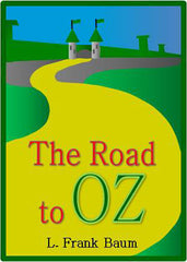 The Road to Oz Cover