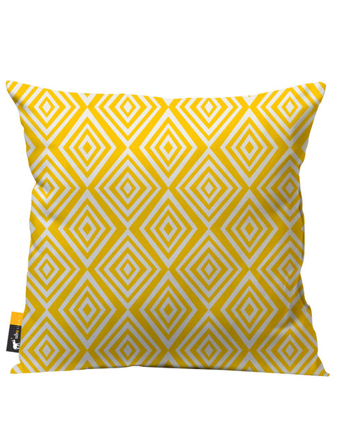 Allotrope Outdoor Throw Pillow