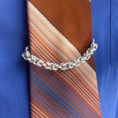 Chainmaille Tie Chain