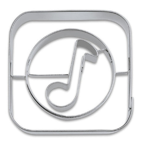 App Music Cookie Cutter-Cookie Cutter Shop Australia