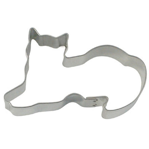 Cat Lying Cookie Cutter-Cookie Cutter Shop Australia