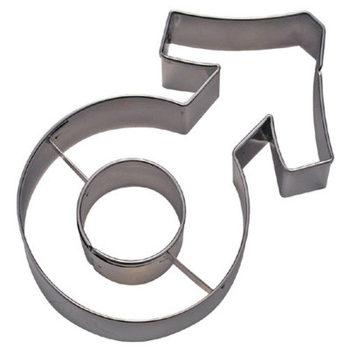 Male Symbol Cookie Cutter-Cookie Cutter Shop Australia