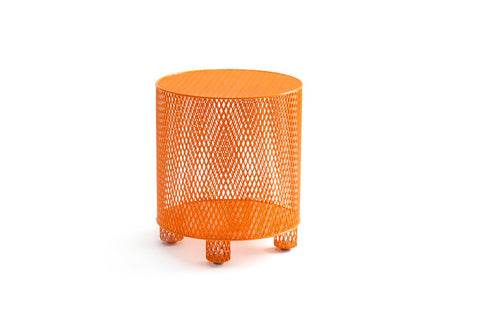 Diamond Punch Side Table/Stool
