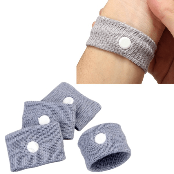 ANTI-NAUSEA TRAVEL WRIST BAND