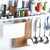 Hanging Rack Wall Mounted Storage Shelf Kitchen/ Bathroom