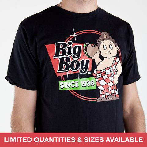 Big Boy Since 1936 Circle T-Shirt