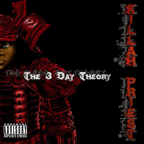 Killa Priest - The Three Day Theory