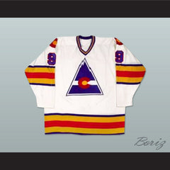 HOF Lanny Mcdonald 9 Hockey Jersey NEW Any Size Any Player or Number - borizcustom - 4