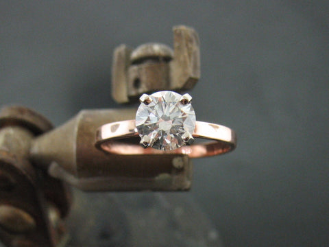 Rose's Engagement Ring