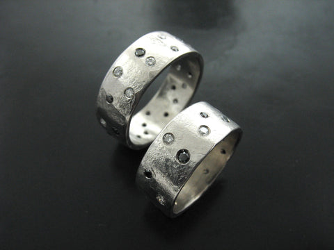 T & W Wedding Rings