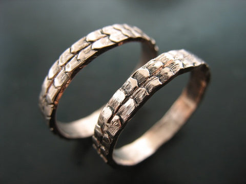 STEVEN AND NADIYA'S WEDDING RINGS