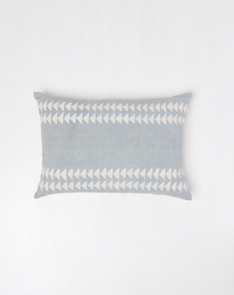 Ocean Arrow Print Pillow