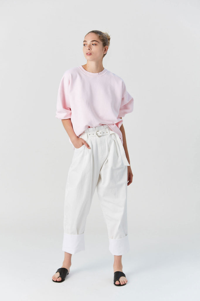 Fond Sweatshirt, Light Pink