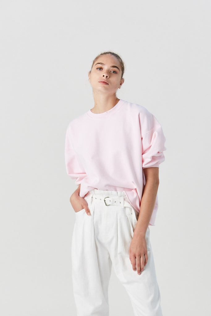 RACHEL COMEY - Fond Sweatshirt, Light Pink