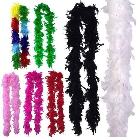 Lightweight Feather Boas - FeatherBoaShop.com