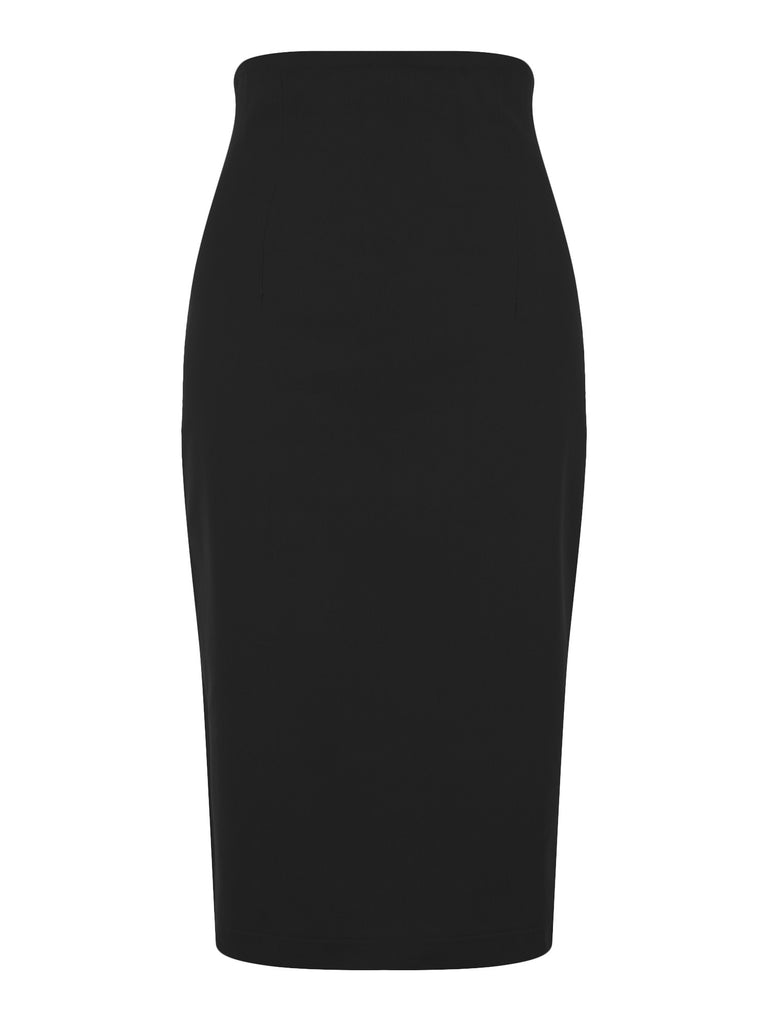 Fiona Skirt Black