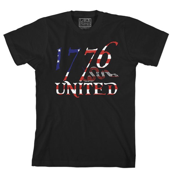 1776 United® Logo Tee - Betsy Ross Edition (LIMITED)