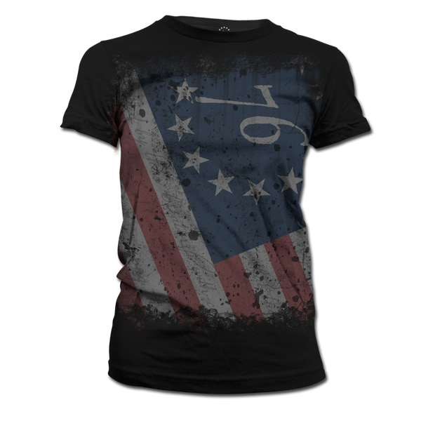 Betsy Ross - Women - Shirt - 1776 United