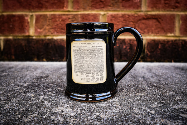 The Declaration Tankard