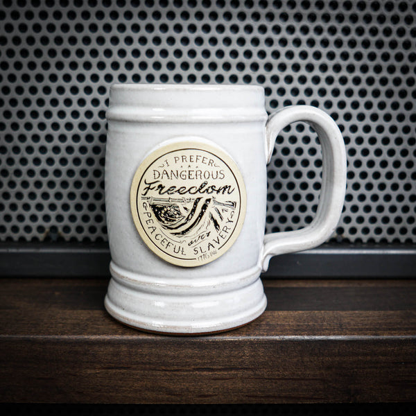 Dangerous Freedom Tankard - Frost (LIMITED)