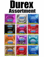 Durex Condoms assortment