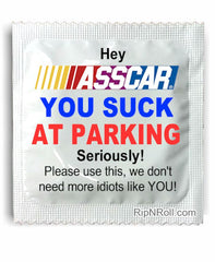ASSCAR - You Suck at Parking Condom™