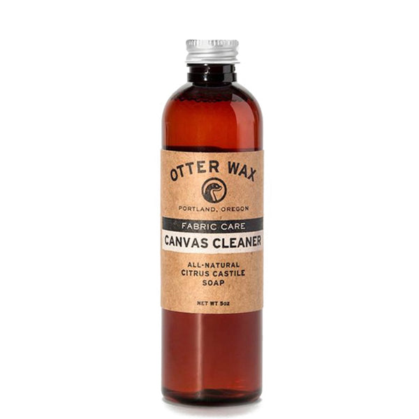 Otter Wax Canvas Cleaner