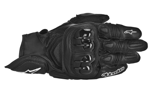 ALPINESTARS GPX GLOVES - Black