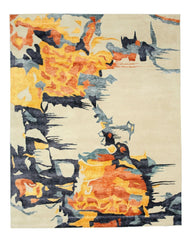 Contemporary Art Rugs