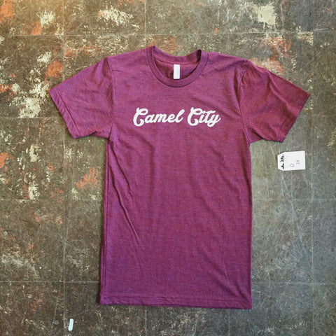 Camel City Tee.  Made in USA.