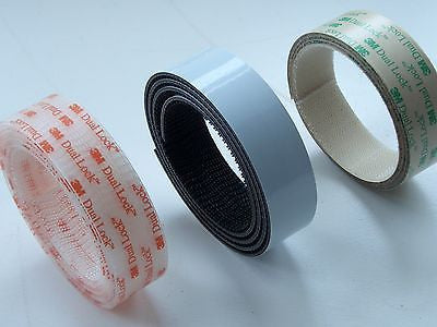 3M Dual Lock tape Stronger than Heavy Duty Hook Loop with self adhesive backing
