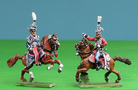 (AB-GDWS01) Marshal Poniatowski and ADC