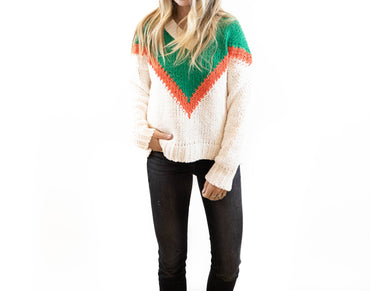 Hayleigh sweater