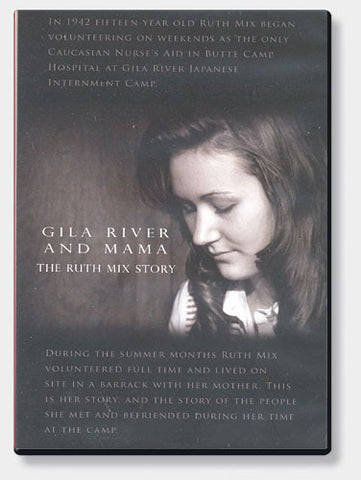 Gila River and Mama: The Ruth Mix Story (DVD)