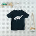 Dino Dude Personalised T-shirt - Little Whirlwinds cool baby clothes and cool older kids clothes and gifts