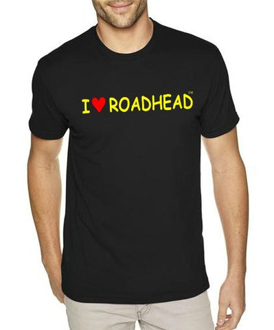I LOVE ROADHEAD Shirt (Black)