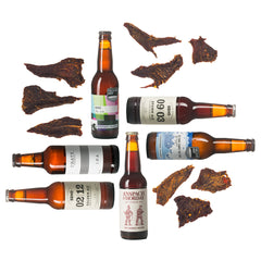 3 Month Beer & Charcuterie Gift Subscription