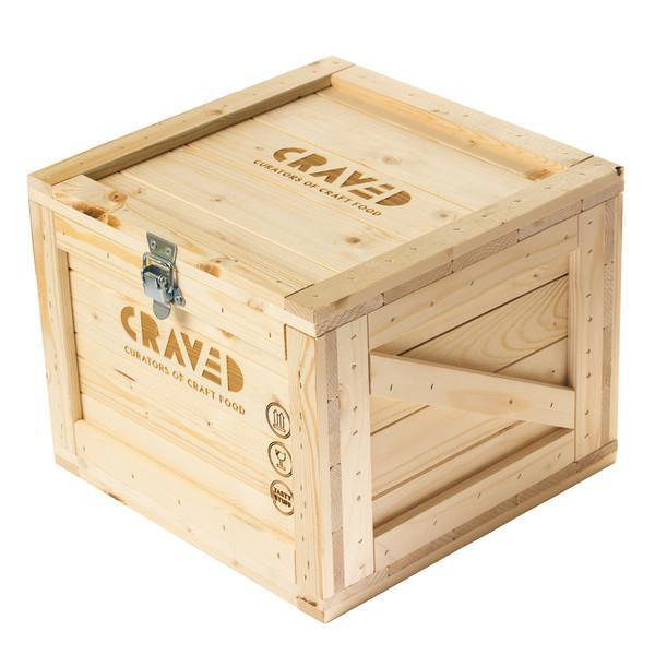 Hand wrapped gift sets, wooden crate, gift sets for her, gifts for him