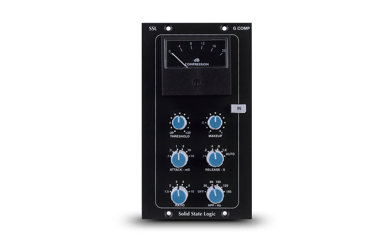 Solid State Logic 500-Series Bus Compressor