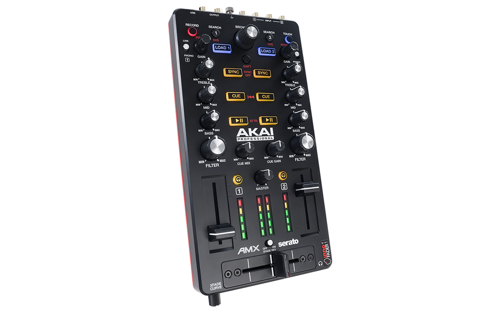 Akai Professional AMX Mixing Surface for Serato DJ Pro
