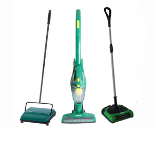 Commercial Floor & Carpet Sweepers