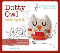 Dotty Owl - Sewing Kit -  - 1