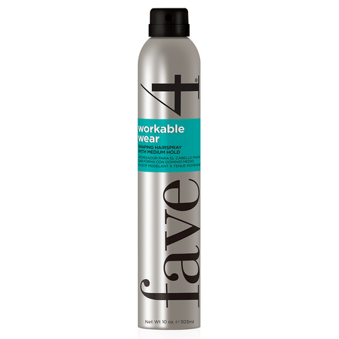 Workable Wear - Shaping Hairspray