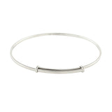 Loop Bar Bangle - VETIVR  - 1